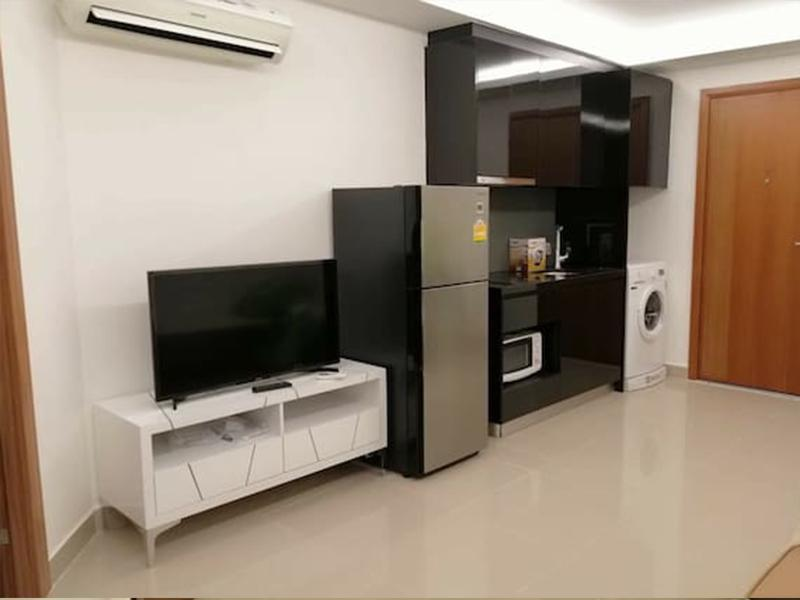 890 THB Fully Furnished