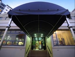 Kiwi International Hotel Auckland - Ingresso