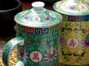 Lan Kwai Fong Hotel @ Kau U Fong Hong Kong - Chinese style tea mug