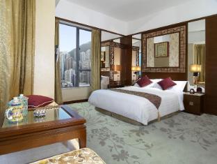 Lan Kwai Fong Hotel @ Kau U Fong Hong Kong - Deluxe City View Room