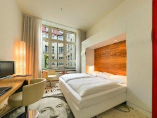 โรงแรมพาร์ค พลาซ่า วอลสตรีท เบอร์ลิน มิตต์
