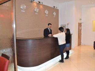 Cromwell Crown Hotel Londra - Reception