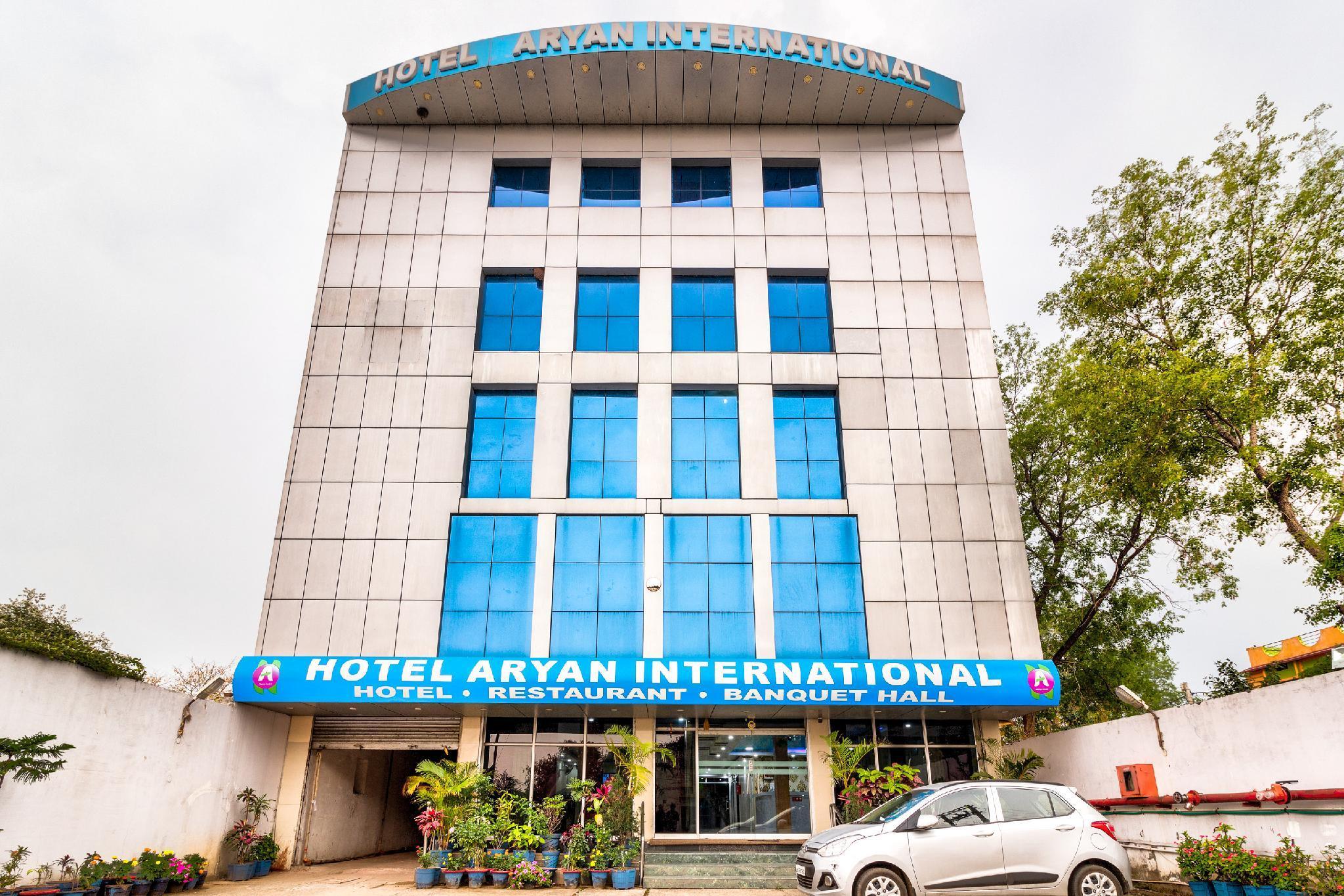OYO 35491 Hotel Aryan International