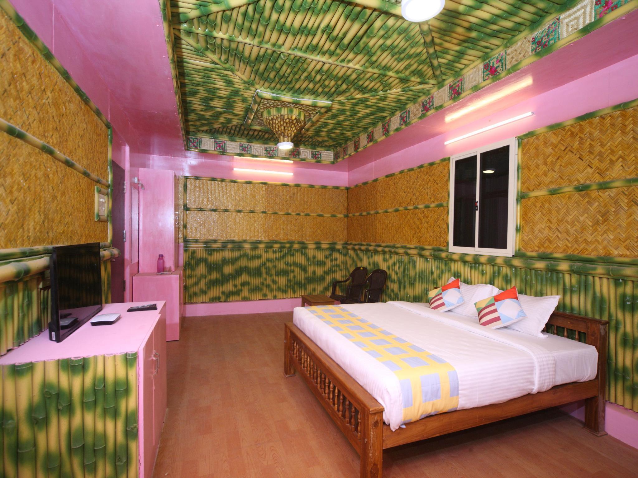 OYO 17061 Bamboo House 1BHK
