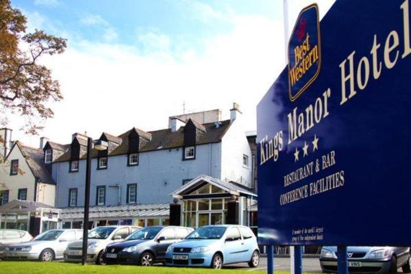 Best Western Kings Manor Hotel Edinburgh