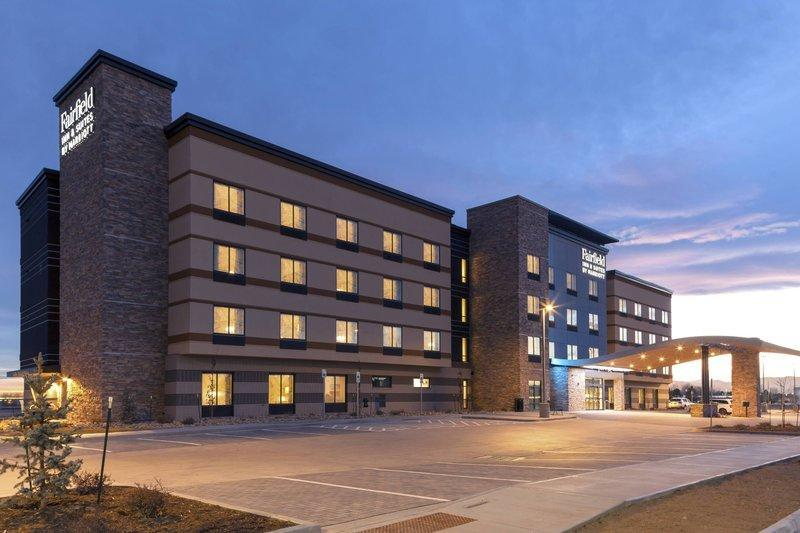 Fairfield Inn And Suites Fort Collins South