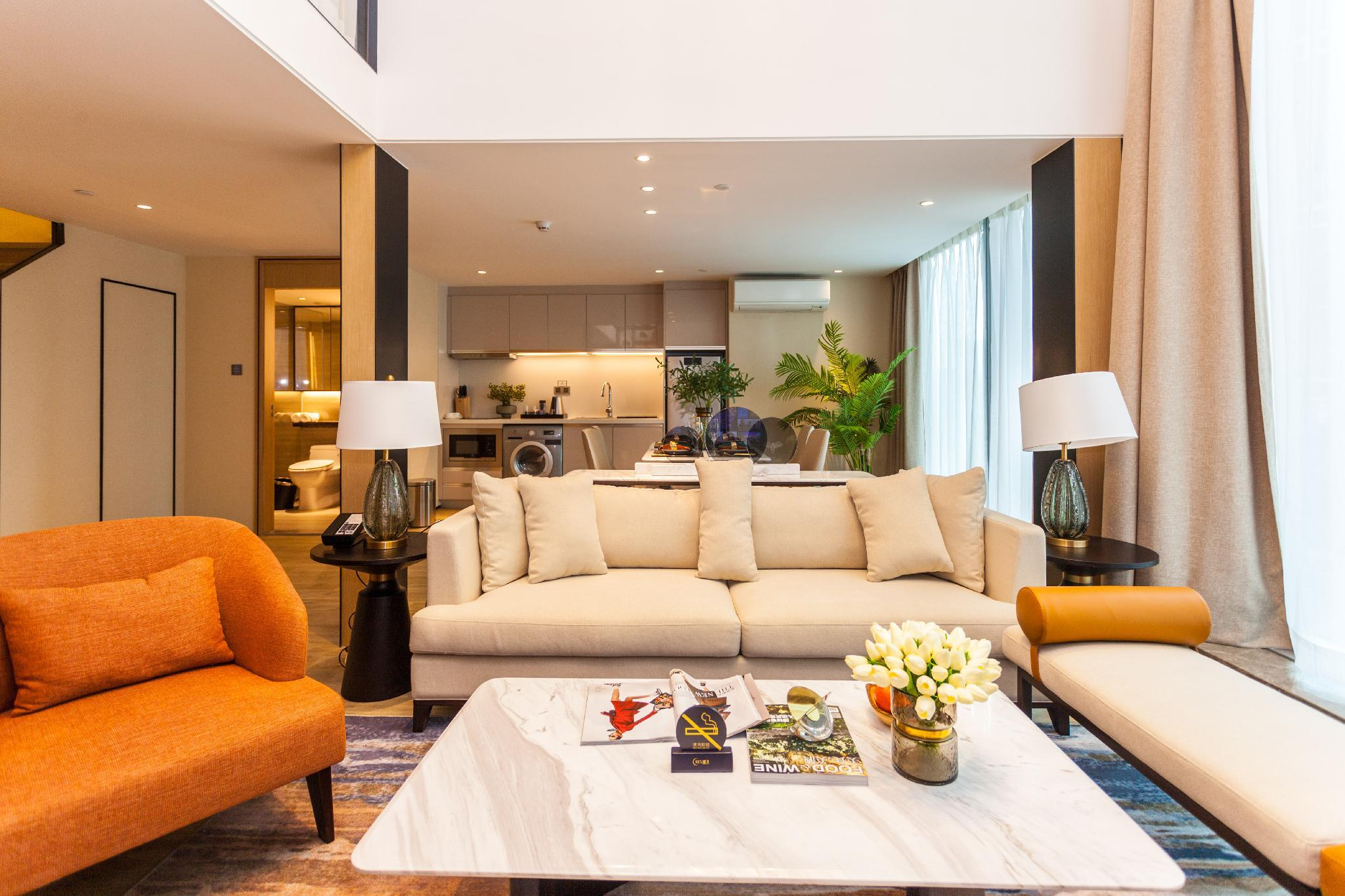 Cresher Serviced Apartments