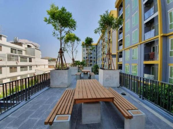 Enjoy 2 bedroom plum condo Bangkok