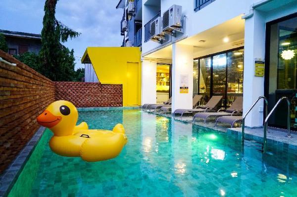 Sleep Mai Lifestyle Hotel Thapae Chiang Mai Old City Chiang Mai