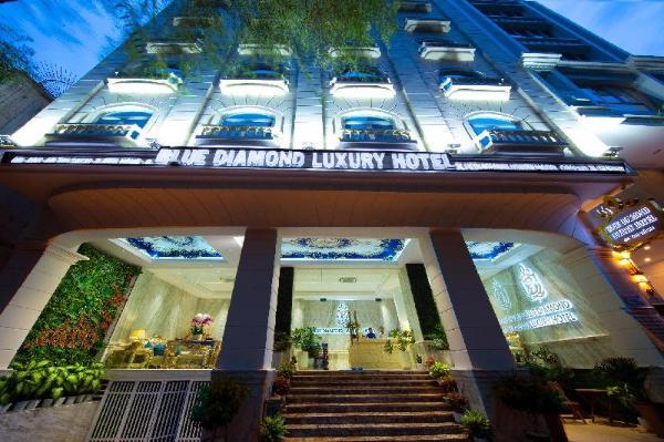 Blue Diamond Luxury Hotel Ho Chi Minh City