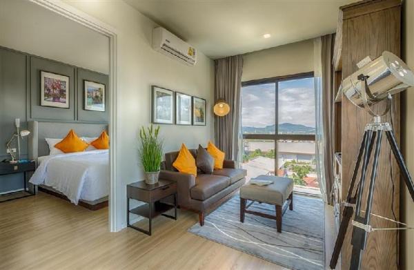 BEST DLUX Condo w/Kitchen Center 517 S/68 Phuket