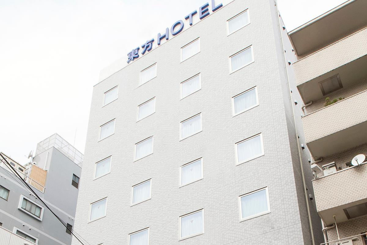 Toho Hotel Namba Motomachi