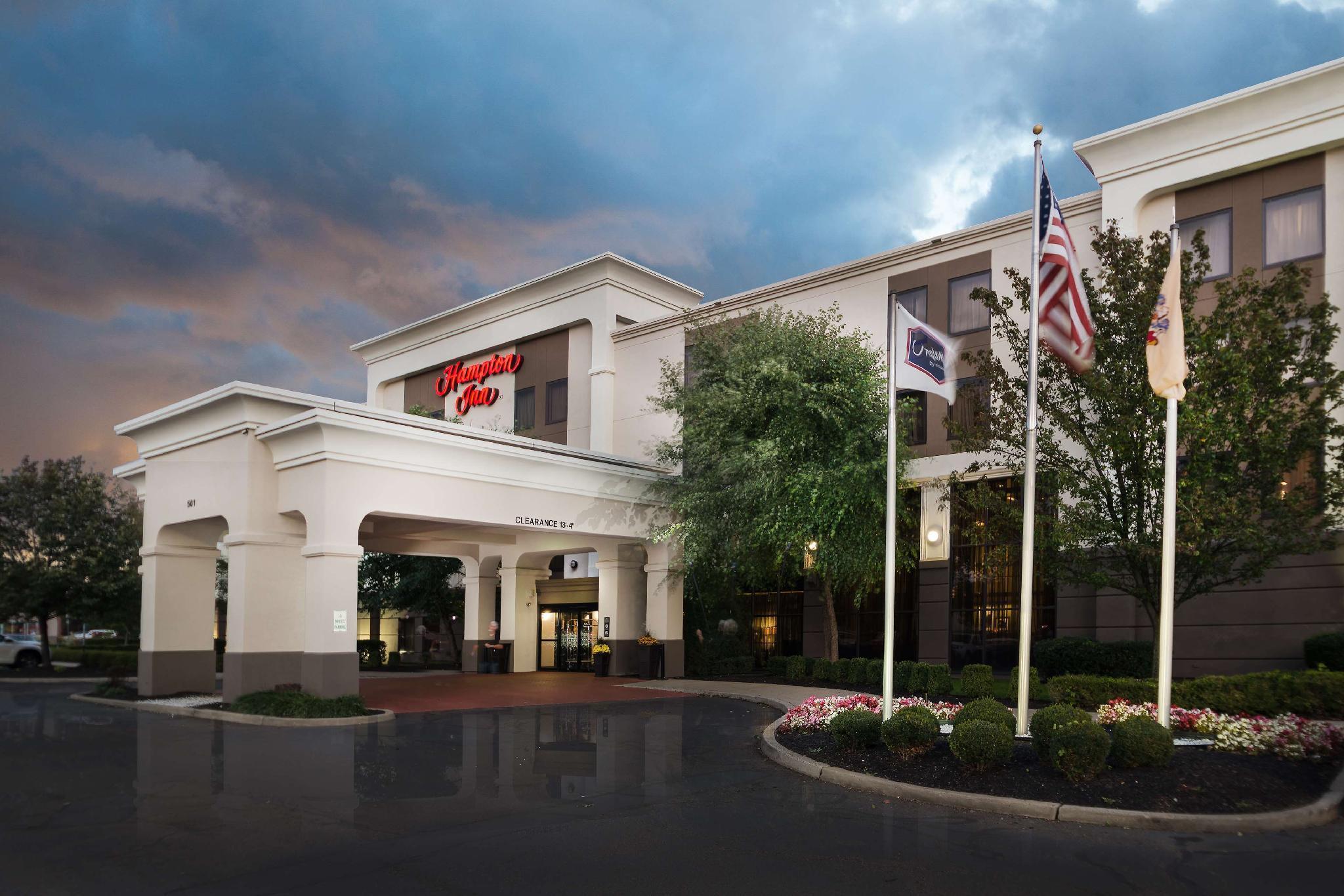 Hampton Inn Linden Hotel