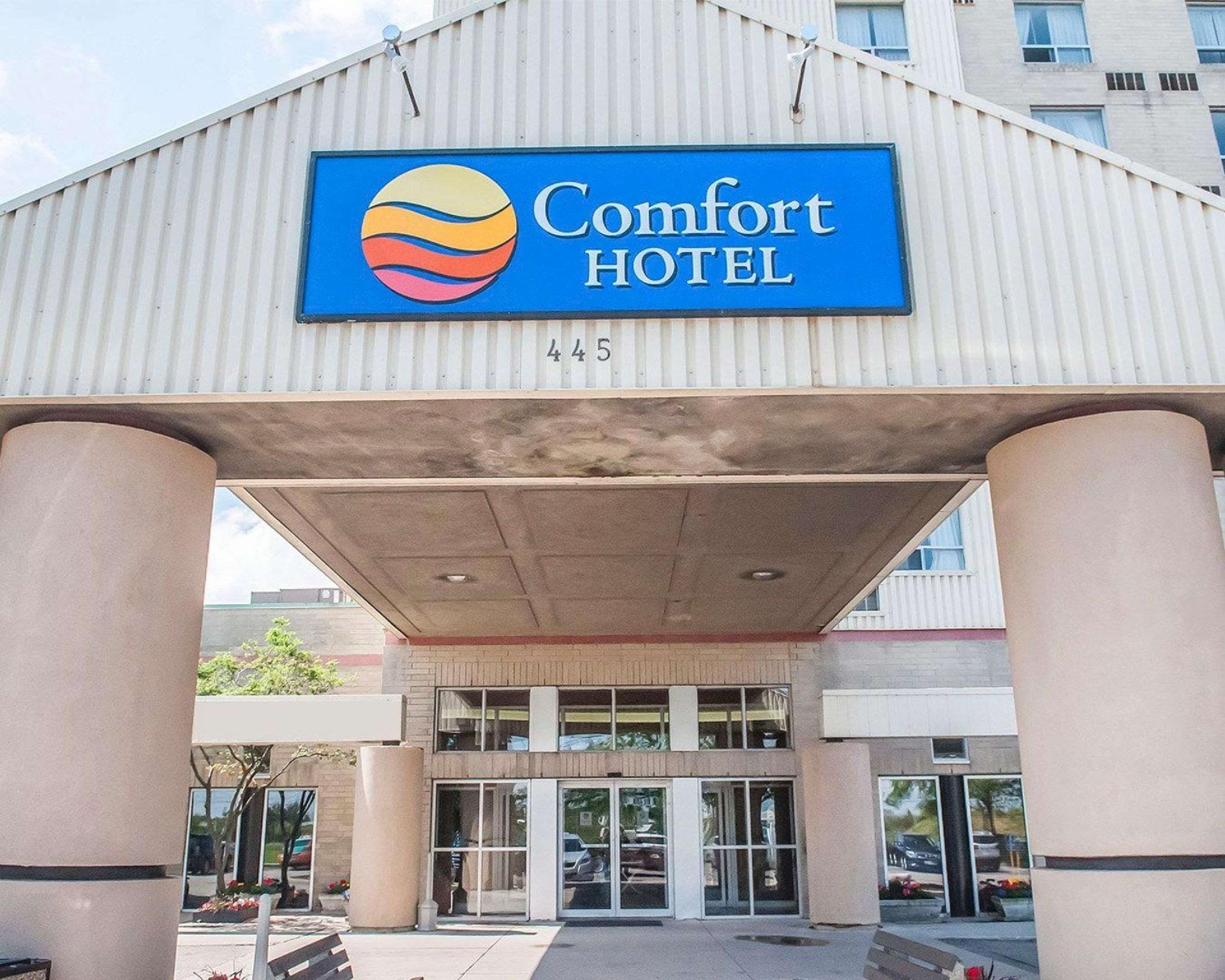 Comfort Hotel Airport North Toronto