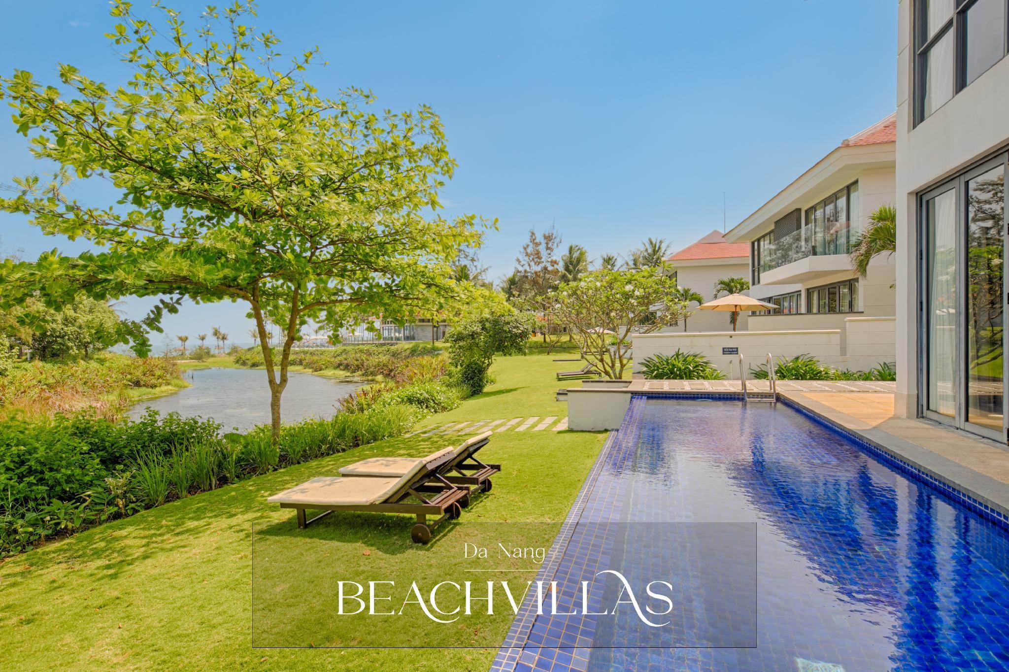 Romantic Garden View Pool Villa In 5 Star Resort