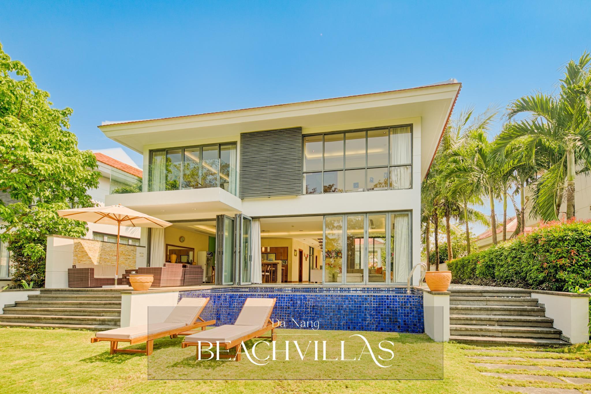 Newly Renovated Garden View Pool Villa