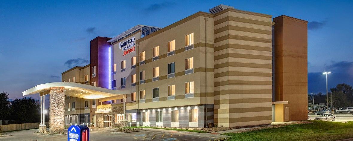 Fairfield Inn And Suites By Marriott Knoxville Lenoir City I 75