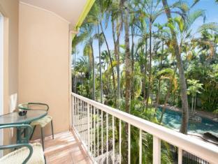 Cairns Rainbow Resort Cairns - Pool View