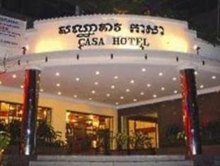 Casa Boutique Hotel Phnom Penhas