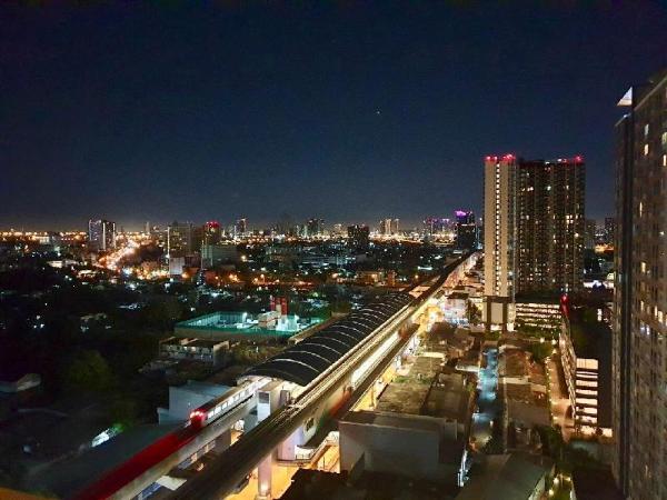 High Rise Nice View 1Bed 1Step to MRT Bangkok