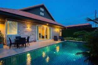 The Ville Pool  Villa  3 Bed  FREE BREAKFAST วิลลา 3 ห้องนอน 3 ห้องน้ำส่วนตัว ขนาด 235 ตร.ม. – เขาตาโล