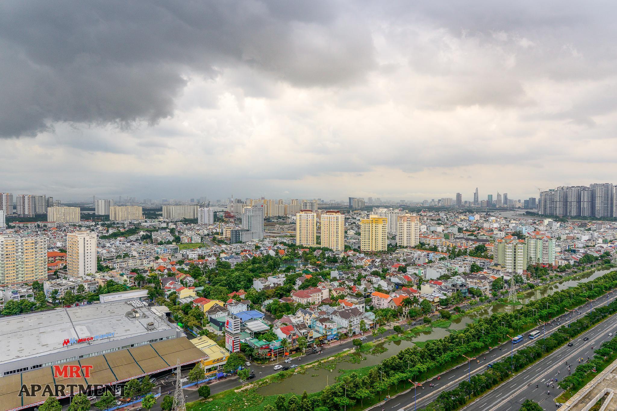 T5  City View Apartment In Masteri Thao Dien