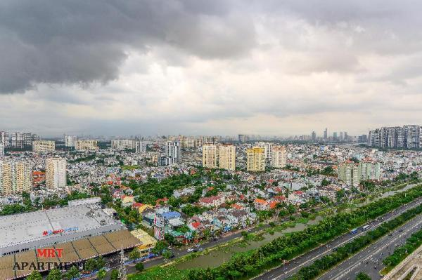 T5- City view Apartment in Masteri Thao Dien Ho Chi Minh City