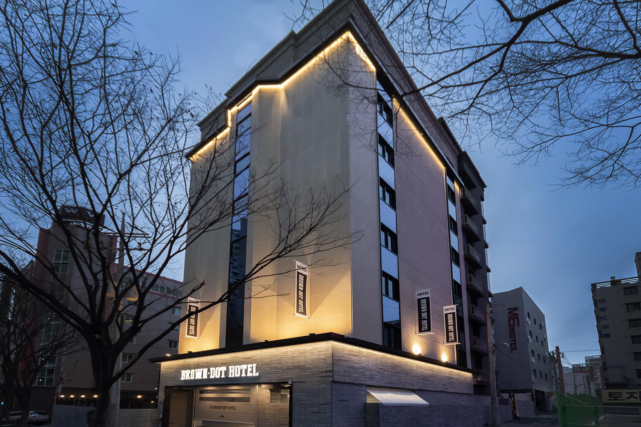 Browndot Hotel Centum