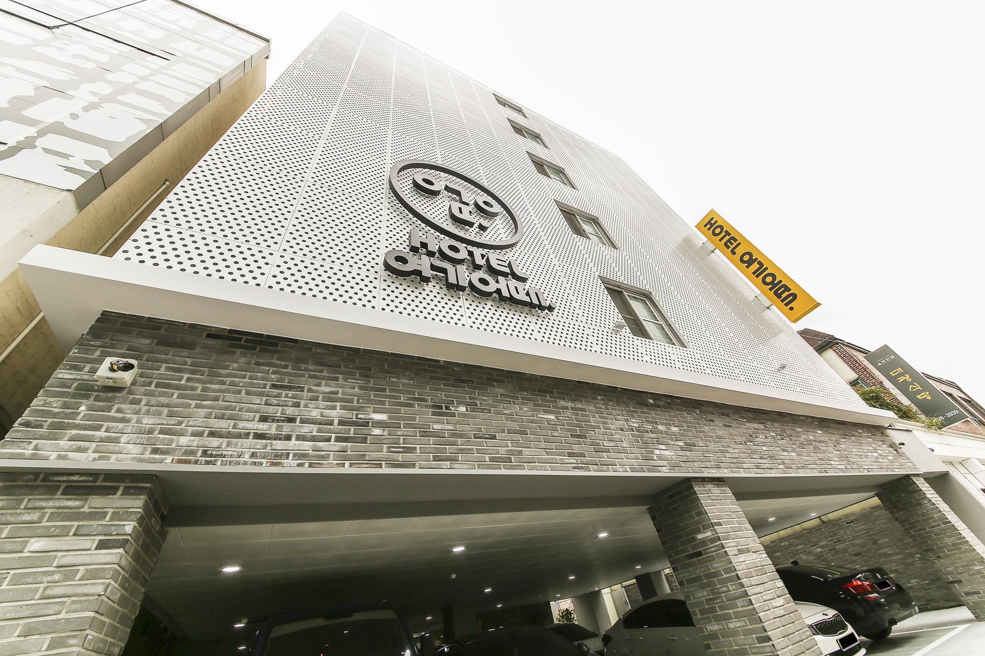 Hotel Yeogiuhtte Chungjangro