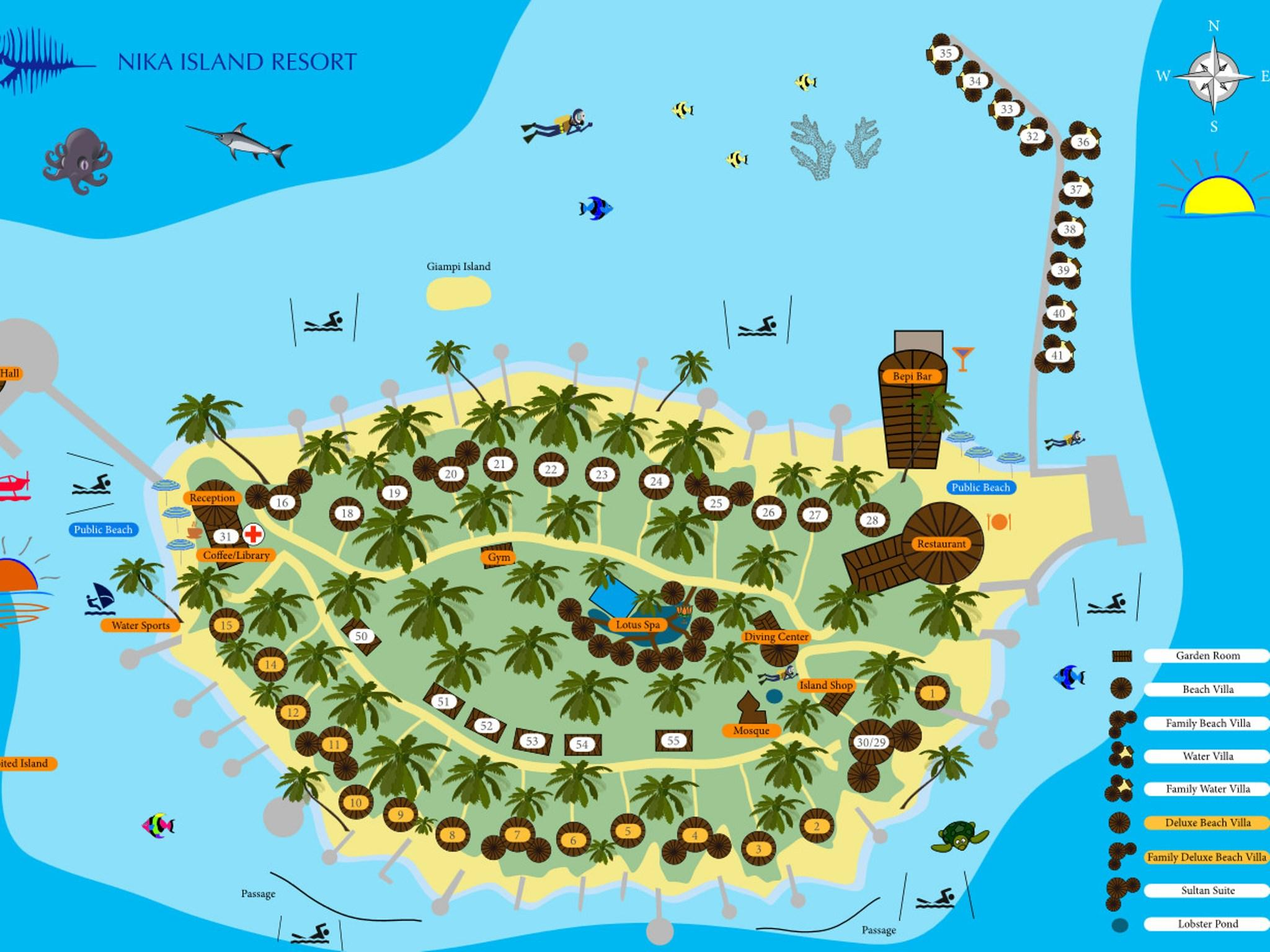 Intuición manipular no pagado  🟊🟊🟊🟊🟊 Nika Island Resort - Maldives Islands - Maldives