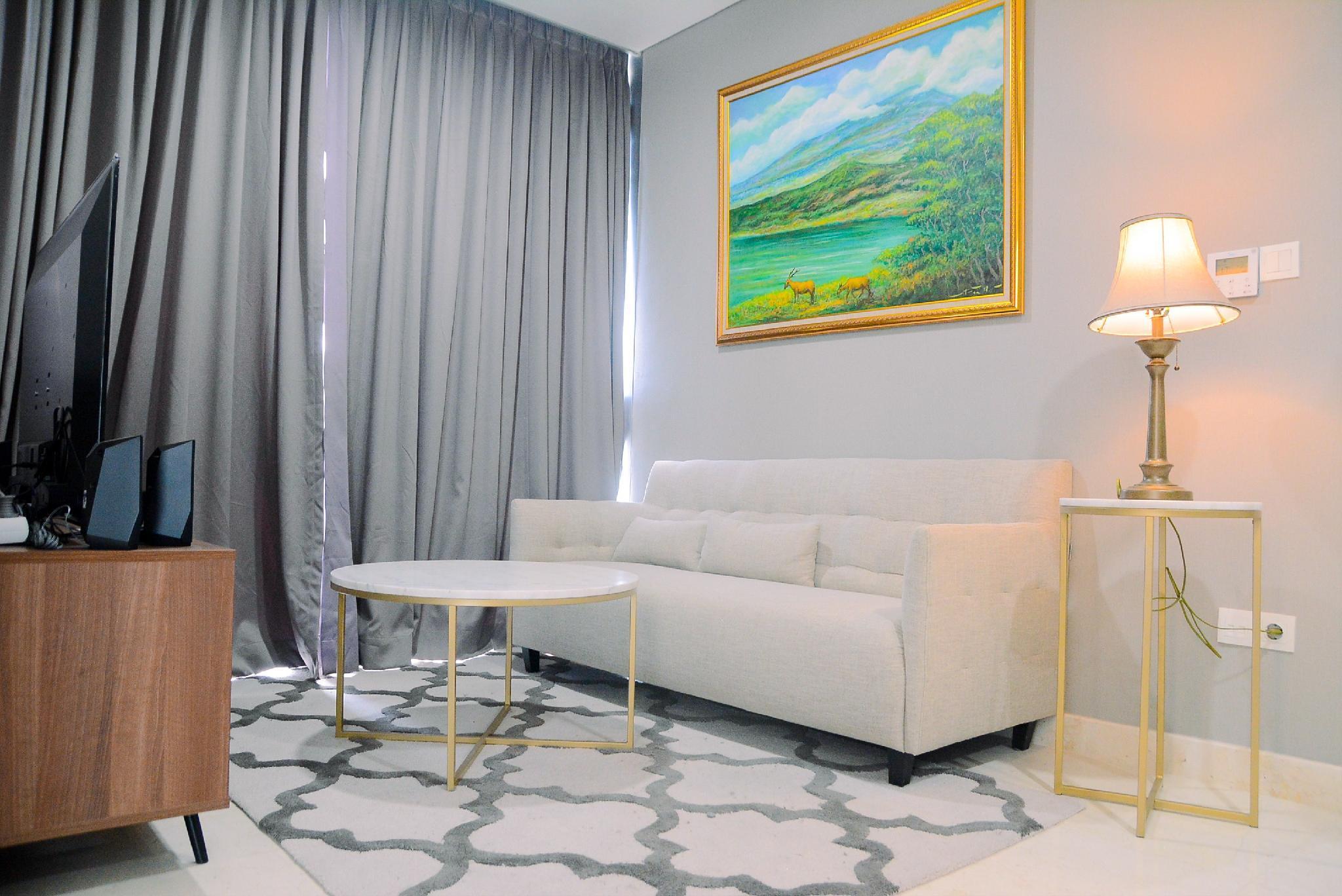 Luxurious 2BR Ciputra World 2 Apartment ByTravelio