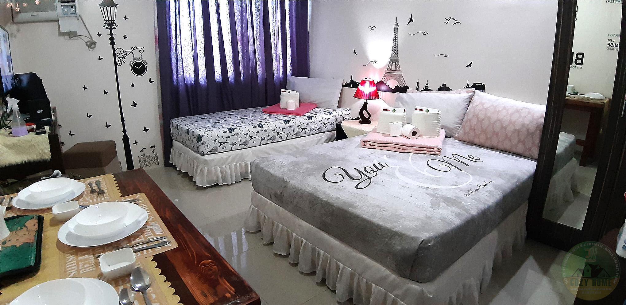 Cozy Studio Condominium Unit In Mabolo Cebu City