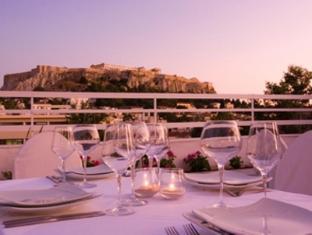 Magna Grecia Boutique Hotel Athens - Balcony/Terrace