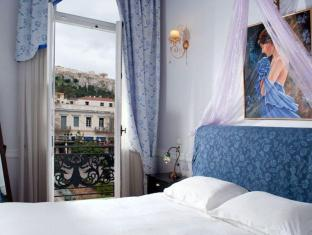 Magna Grecia Boutique Hotel Athens - Guest Room
