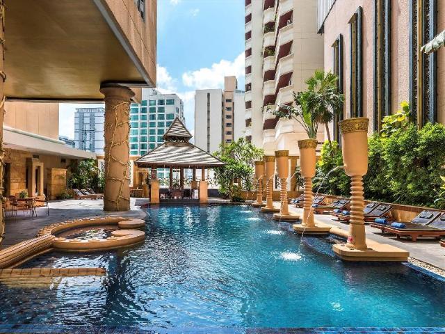 แกรนด์ สุขุมวิท โฮเต็ล บางกอก แมนเนจ บาย แอคคอร์ – Grand Sukhumvit Hotel Bangkok – Managed by Accor