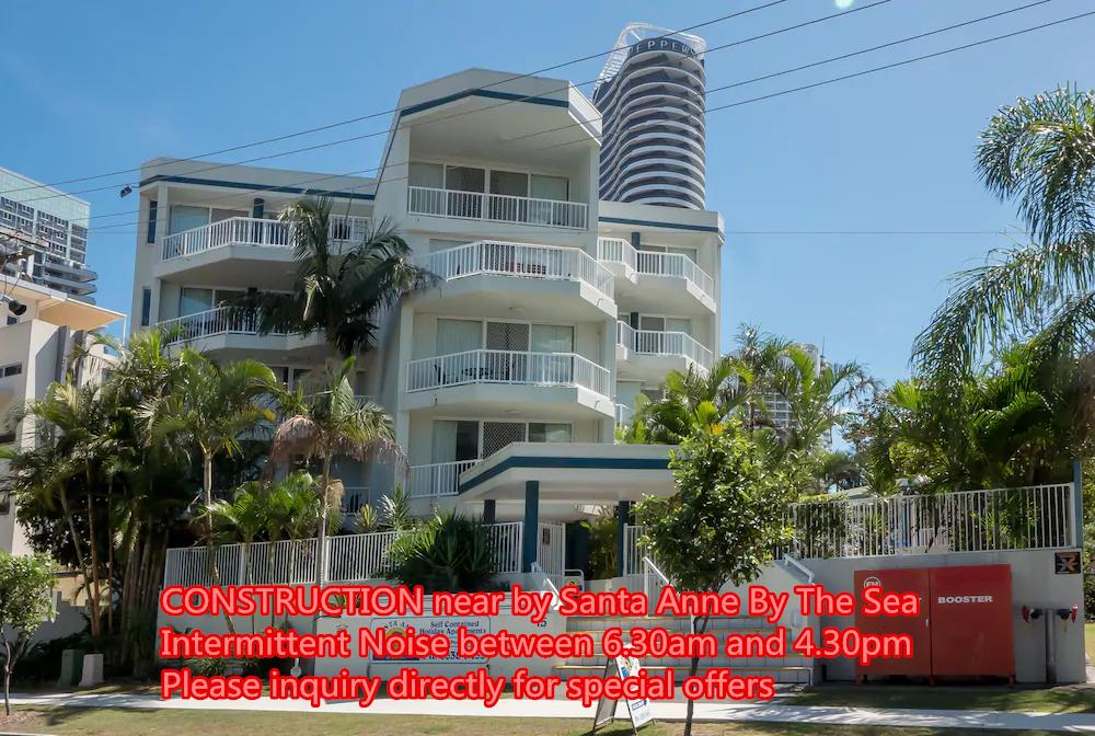 Santa Anne By The Sea Apartments