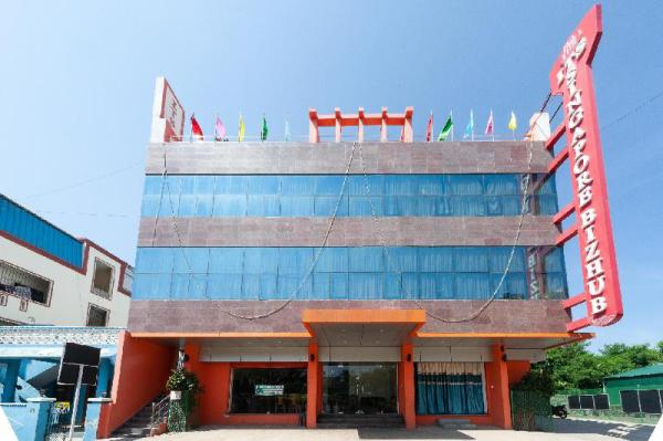 OYO 7575 ITS South East Residency Chennai