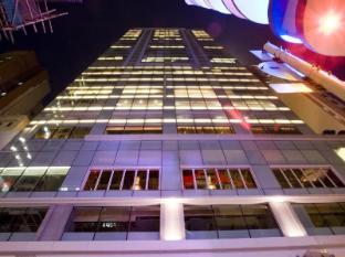 Hotel LKF By Rhombus (Lan Kwai Fong) הונג קונג - בית המלון מבחוץ