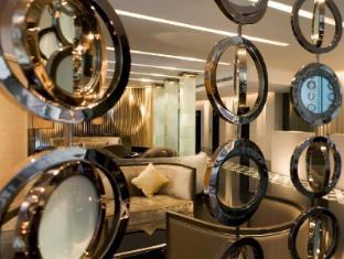 隆堡蘭桂坊酒店  香港 - 大廳