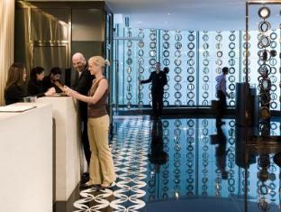 隆堡兰桂坊酒店 香港 - 大厅