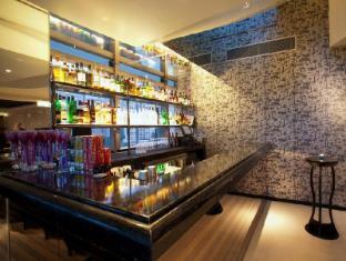 Hotel LKF By Rhombus (Lan Kwai Fong) Hongkong - bar/salon