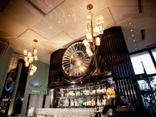 Hotel LKF By Rhombus (Lan Kwai Fong) Hongkong - Restoran