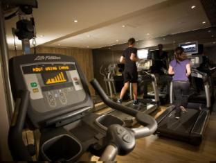 隆堡兰桂坊酒店 香港 - 健身房