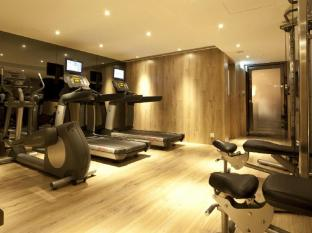 隆堡蘭桂坊酒店  香港 - 健身房