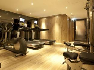 Hotel LKF By Rhombus (Lan Kwai Fong) Hong Kong - Dvorana za fitness