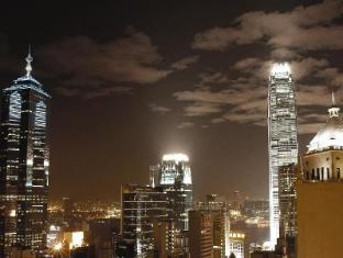 隆堡蘭桂坊酒店  香港 - 景觀