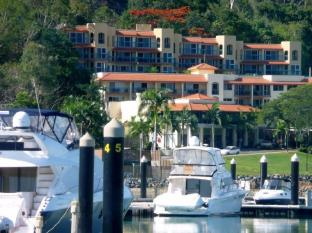 Shingley Beach Resort Whitsunday Islands - Resort from Marina