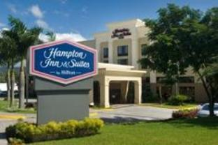 Hampton Inn And Suites Airport