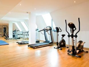 Angleterre Hotel Berlin Berlijn - Fitnessruimte