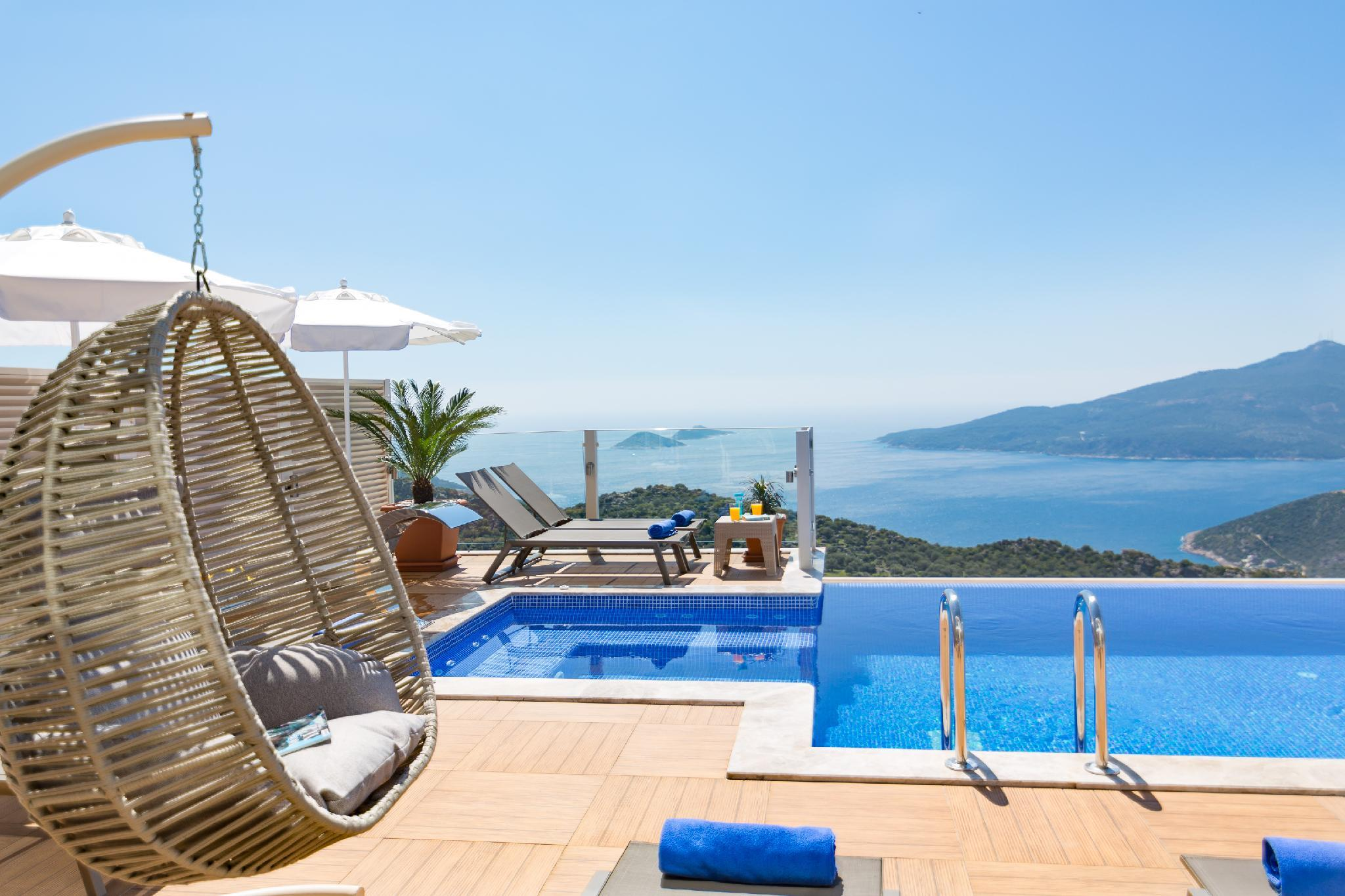 Villa La Mer Azur Kalkan